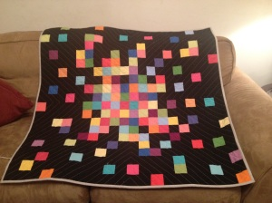 Pixelated Quilt